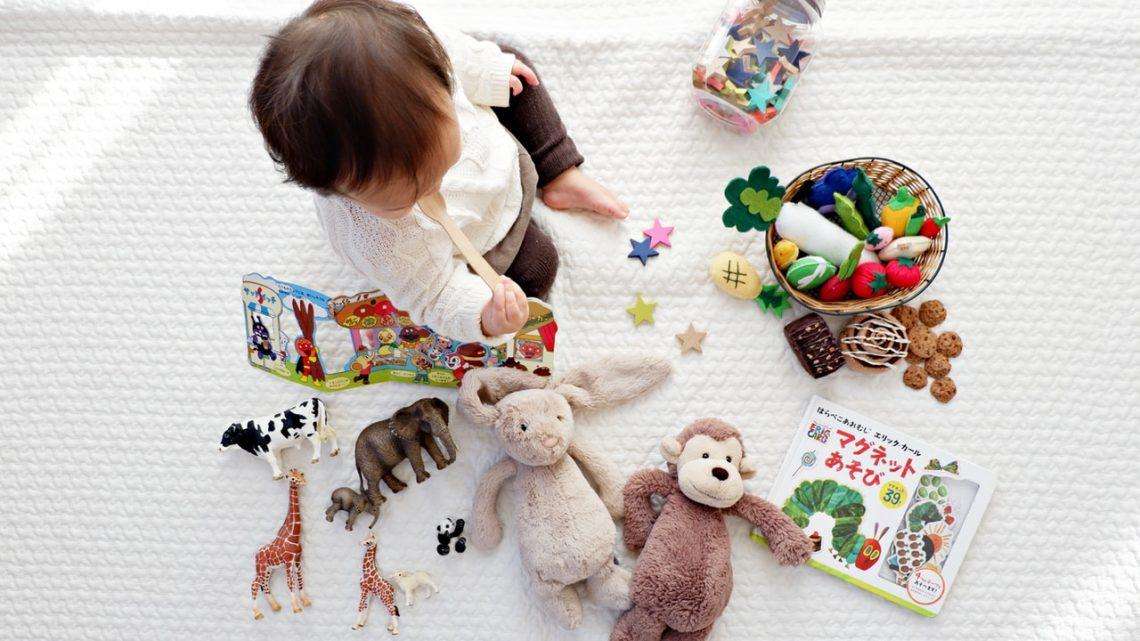 Zadbaj o rozwój swojego dziecka odpowiednimi zabawkami
